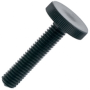 Black Thumb Screws